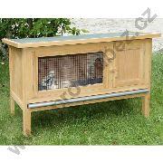 Králíkárna FRED - kotec pro králíky, morčata a malé hlodavce - Zobrazit detail zboží
