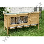 Králíkárna ALFRÉD - kotec pro králíky a morčata