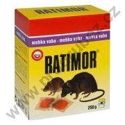 Ratimor měkká návnada 125 g