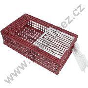Přepravní box pro drůbež, plastový