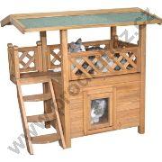 Pelíšek - bouda pro kočky LODGE, 77x50x73cm - Zobrazit detail zboží