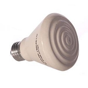 Keramická topná žárovka / keramický infrazářič 60W