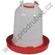 Napáječka plastová 6 litrů