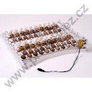 Obraceč 42 slepičích nebo 120 křepelčích vajec