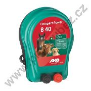 Zdroj bateriový Compact Power B 40 pro elektrické ohradníky a sítě - Zobrazit detail zboží